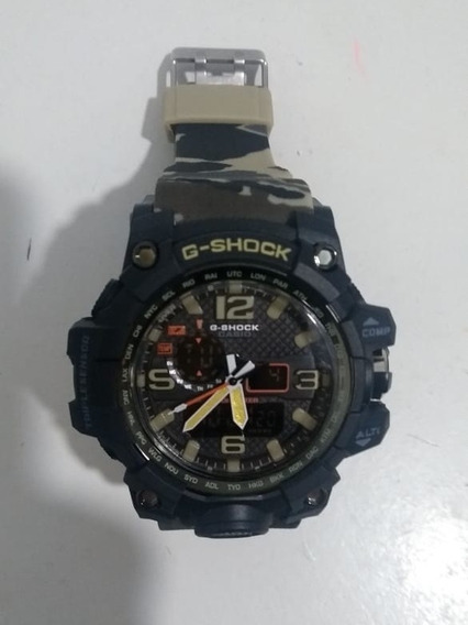 Kit Com 10 Relógios Camuflados Mais As Caixinhas