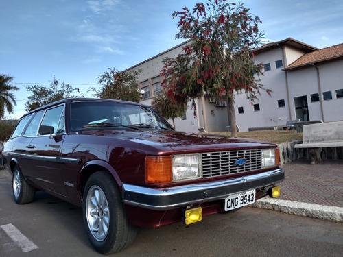 Chevrolet Caravan Ano 1981 Muito Conservada