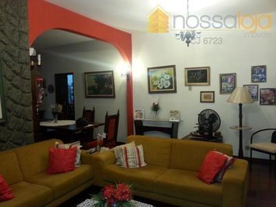 2 Casas Na Pres Roosevelt Venda Ou Locação - Ca0308