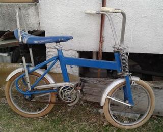 Bicicleta Italiana Rondinella Rodado 14