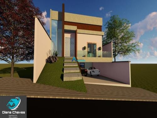 Casa Térrea No Condomínio Bella Vitta, Cidade De Jundiaí Em Construção Jd Celeste ,corrupira Jundiai Sp - Ca02358 - 69308381