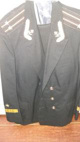 Uniforme De Oficial Da Marinha Russa