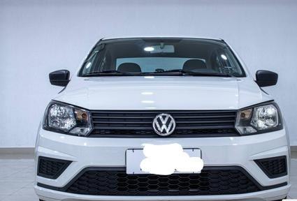 Volkswagen Voyage 2018 1.6 Msi Trendline Total Flex 4p