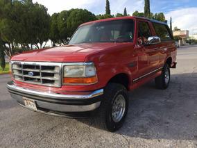 Ford Bronco Bronco Xlt 4x4