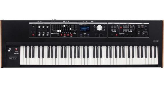 Teclado Roland Vr-730 V-combo Orgão E Pianos Elétricos