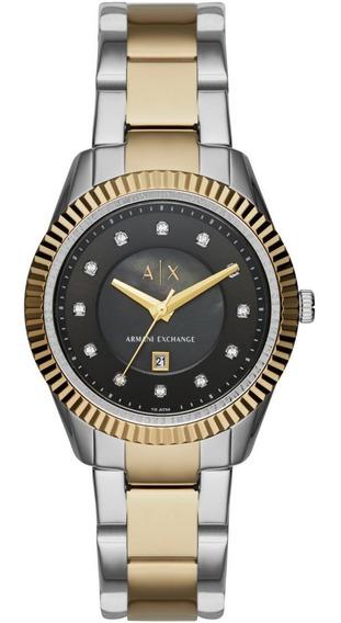 Reloj De Mujer Ax Armani Exchange Nuevo Original Ax5433