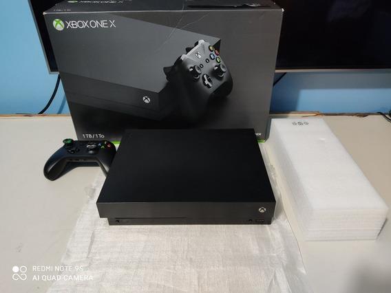 Xbox One X Completo