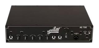 Aguilar Ag-700 Amplificador Cabezal Para Bajo 700 Watts