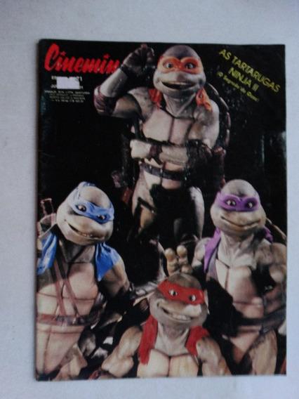 Cinemin Nº 71! 5ª Série! Ebal Junho 1991!
