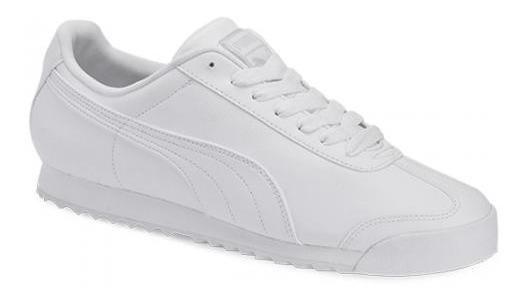 Tenis Para Hombre Puma 57221-056085 Color Blanco