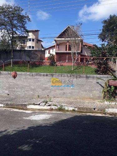 Chácara Com 3 Dormitórios À Venda, 1600 M² Por R$ 900.000,00 - Jardim Dos Lagos - Franco Da Rocha/sp - Ch0038