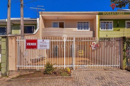 Imagem 1 de 26 de Sobrado Com 3 Dormitórios À Venda, 180 M² Por R$ 549.900,00 - Cajuru - Curitiba/pr - So0275