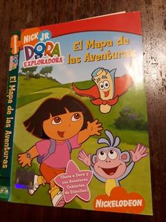 Dora La Exploradora El Mapa De Las Aventuras Dvd Original