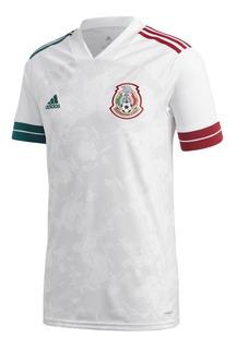 Jersey Playera Selección Mexicana 2020 Para Aficionado