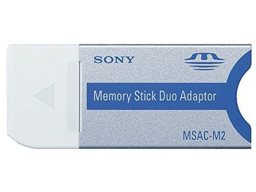 Adaptador Sony Memory Stick Duo Msac-m2