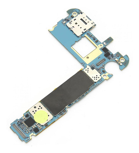 Imagen 1 de 9 de Para Samsung Galaxy S6 Edge G925f Placa Base Lógica Telefóni