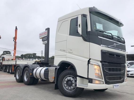 Volvo Fh 540 6x4 I Shift 2017/17 Bug Pesado = Redução Cubo