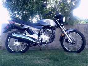 Moto Yumbo 125cc Como Nueva - Poquitos Kms