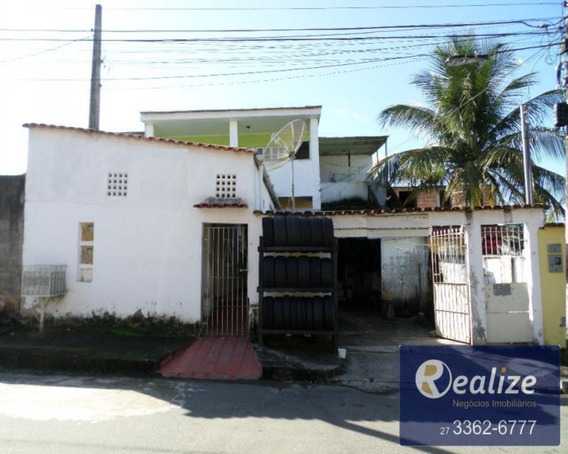 Casa Para Venda Em Guarapari / Es No Bairro Lagoa Funda - Lf103 - 33341909