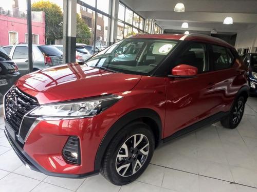 Nissan Kicks 2021 1.6 Sense 120cv Entrega Ya !! Ilarioautos