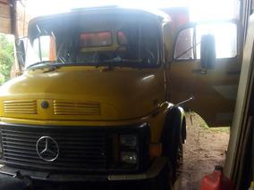 Mercedz 1113 Com Motor 1988