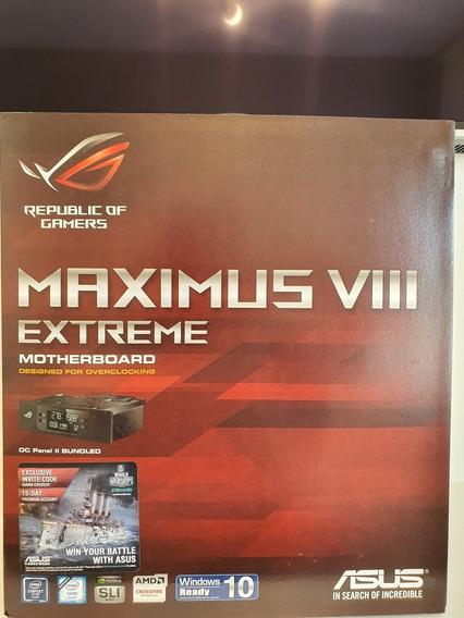 Placa Mãe Asus Maximus Extreme Viii