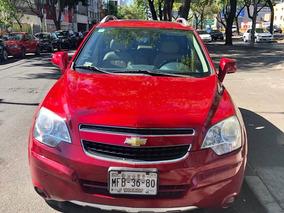 Chevrolet Captiva Sport 2010 3.0 Paq. D Piel V6 R-17 Qc A/c
