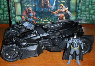 Jada Metals Die Cast $3199,99 Batimovil & Batman Arkham Knig