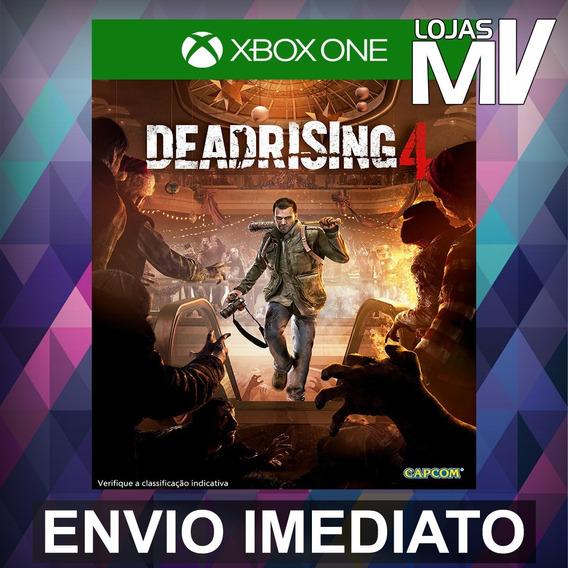 Dead Rising 4 Xbox One Código 25 Dígitos