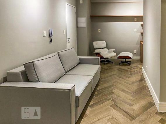 Apartamento Para Aluguel - Campo Belo, 2 Quartos, 95 - 893100835
