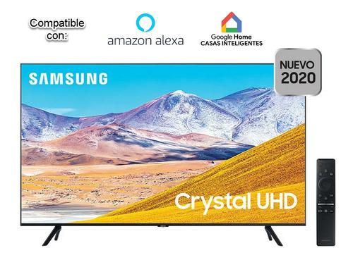 Imagen 1 de 3 de Televisor Samsung Crystal Uhd 50'' Tu8000