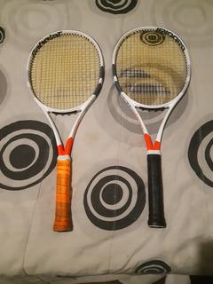 Babolat Pure Strike 18x20 (juego De 2 Raquetas)