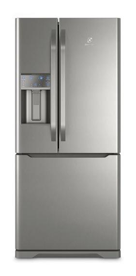 Refrigerador Electrolux Multidoor Dm85x 538 L Inox