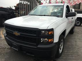 Chevrolet Silverado 5.3 2500 4x4 Cab Reg Wt Aa At 2014