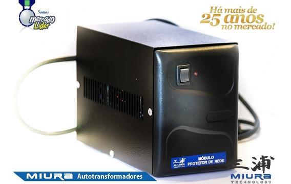 Estabilizador Módulo Protetor Miuratech Plus 3000va Bivolt