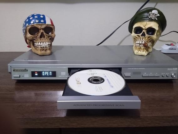 Dvd Panasonic Mod. S27lb-5 Funcionando S/controle