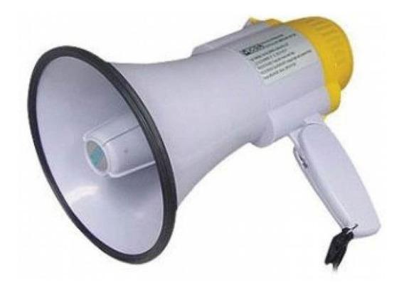 Megafone Csr Nt 200 Megafone 35w C/ Memória E Música