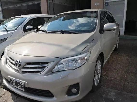 Toyota Corolla Seg 2014