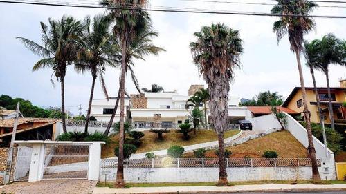 Casa Com 4 Dormitórios À Venda, 553 M² Por R$ 1.690.000,00 - Caminhos De San Conrado - Campinas/sp - Ca0987