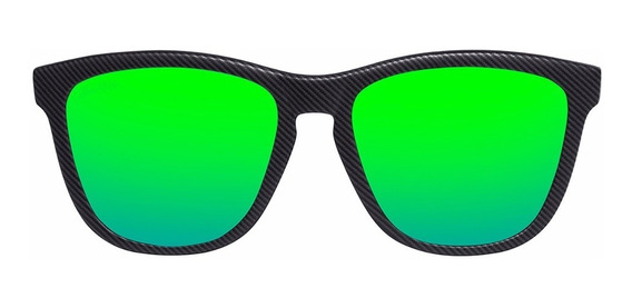 Lentes De Sol Hawkers - Carbono Emerald One