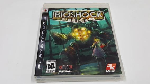 Bioshock 1 - Ps3 - Original - Mídia Física
