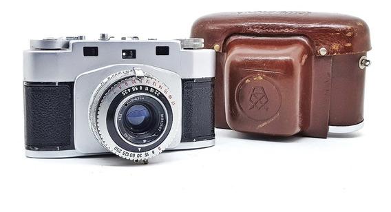 Camera Analógica Gomz Lomo Junost Rangefinder 35mm