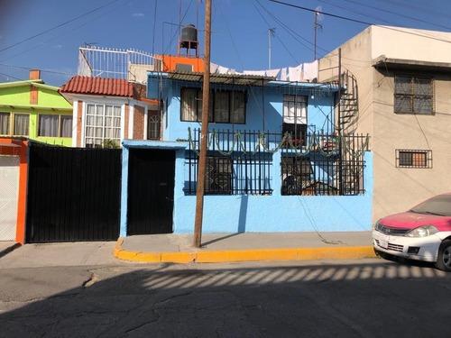 Casa En Venta En Vicente Guerrero, Iztapalapa.