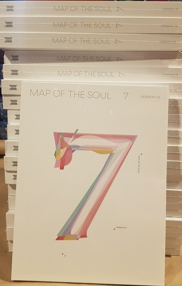 Preventa Bts Map Of The Soul 7 Cd Nuevo Importado Aleatorio