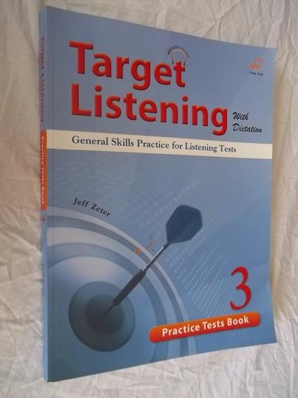 Livro - Target Listening - Practice Tests Book 3 - Ingles