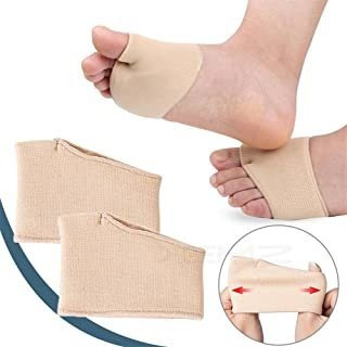 Gel Bunion Relief Corrector Pads, Anti Grinding Forefoot Cus