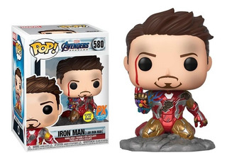 Funko Pop! Marvel I Am Iron Man 580 Px Original En Stock