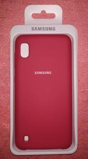 Estuche Forro Silicone A10 Samsung
