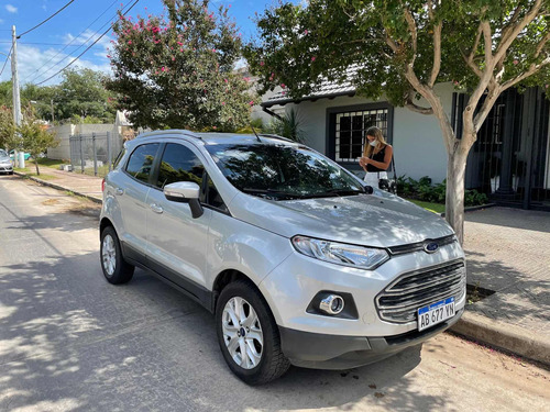 Ford Ecosport 1.6 Titanium 110cv 4x2 2017