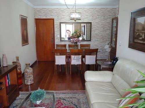 Apartamento Com 3 Dormitórios À Venda, 80 M² - Saúde - São Paulo/sp - Ap4622